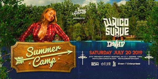 Royale Saturdays: Summer Camp