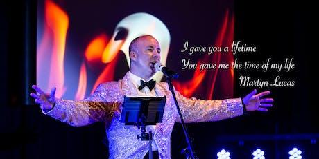 Martyn Lucas - World Piano Man. Fundraiser for St.Gabriels Church tickets