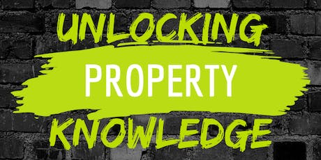 Unlocking Property Knowledge - AUGUST - Round Table Deal Workshop tickets