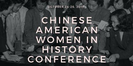 Chinese American Women in History Conference - Film Screenings  tickets