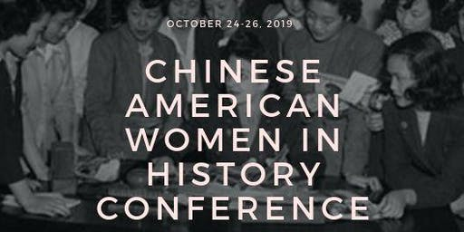 Chinese American Women in History Conference - Film Screenings