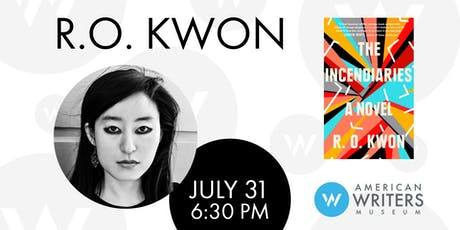 R.O. Kwon: The Incendiaries tickets
