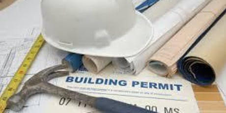 Building Permits and the Home Inspection tickets