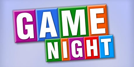 Game Night: Back to School Drive Donations tickets