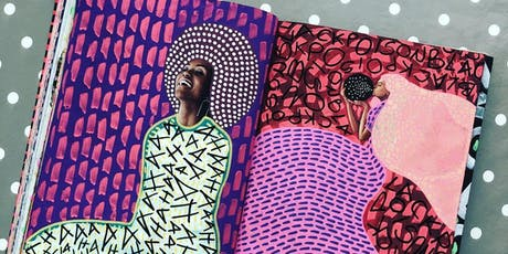 From Fashion Ad To Protest, Doodle Art With Naomi Vona tickets