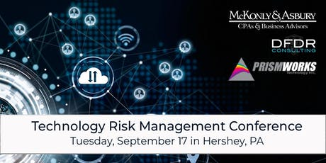 Technology Risk Management Conference tickets