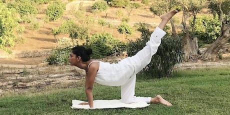 A Rare Introduction to Classical Hatha Yoga, Pranayama, & Meditation: Round 2 tickets