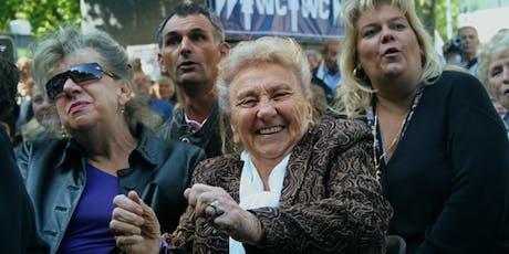 Herdenking 70 jaar Jordaanfestival (1949 - 2019) tickets