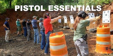July 2020 Pistol Essentials tickets