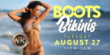 August Boots & Bikinis 2019 tickets