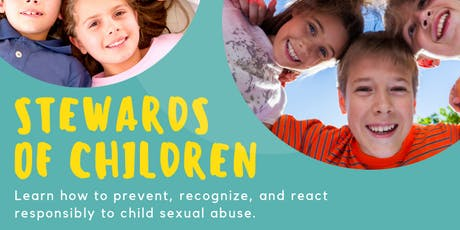All Our Kids Network- Stewards of Children Training tickets