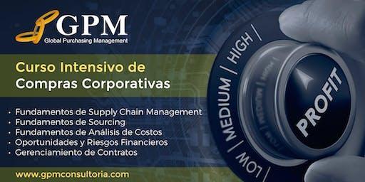 Curso Intensivo de Compras Corporativas (Sede: Cd. Guatemala)
