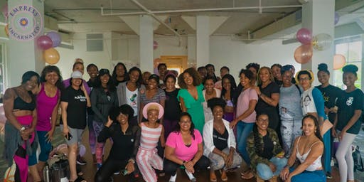 THE INTENTION TOUR: NEW YORK HEALING DAY RETREAT