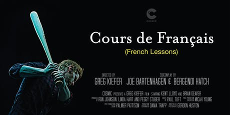 French Lessons short film premiere screening tickets