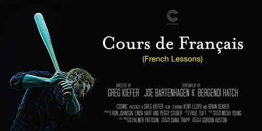 French Lessons short film premiere screening