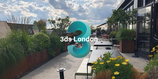 3ds London Summer Party 2019