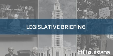 The Lowdown: A Legislative Briefing in Baton Rouge tickets