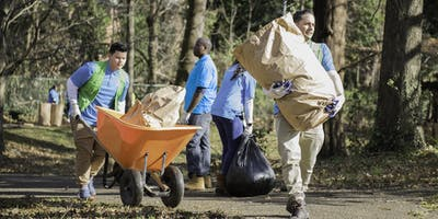 Student Volunteer Group ASEZ will be cleaning Holloway Terrace Park
