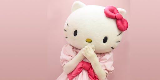 Come Say Hi, to Hello Kitty!