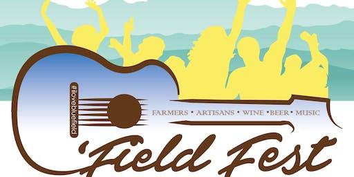 'Field Fest - July 27th - Featuring Five Dollar Shake