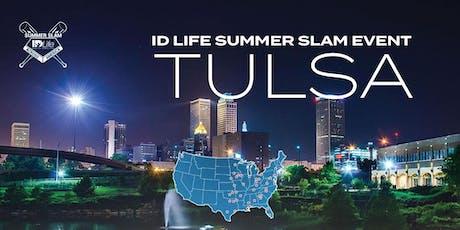 Summer Slam Across America - Tulsa tickets