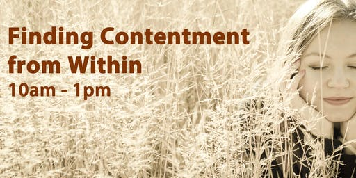 Finding Contentment from Within