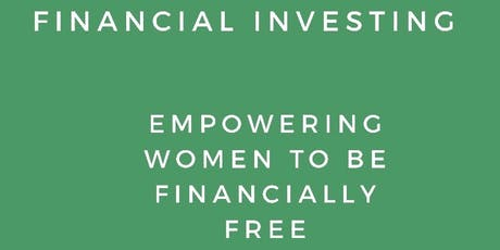 FINANCIAL INVESTING  tickets
