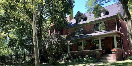 Preservation in Progress: Woodbridge, Patterson Vet Turns 175, Ty Cobb Home tickets