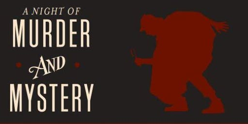 August Murder Mystery Dinner