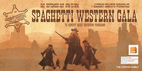 Spaghetti Western Gala tickets