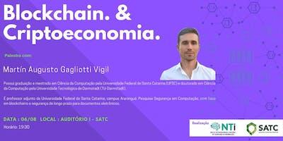 Palestra Blockchain. & Criptoeconomia.