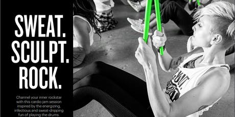 Pound Fitness 4 Wk Series Starting July 24th tickets