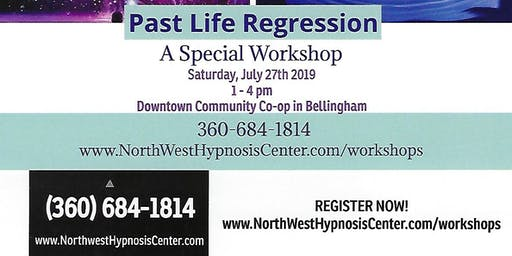 JOURNEY INTO YOUR PAST LIVES in this dynamic Past Life Regression Workshop