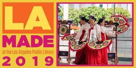 LA Made:  Korean Classical Music & Dance Company tickets