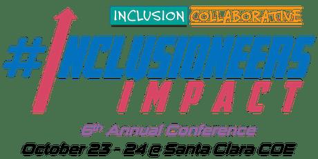2019 Inclusion Collaborative State Conference tickets