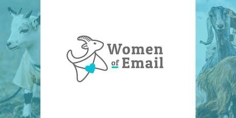 Women of Email Meet-up (Pre Litmus Live London) tickets