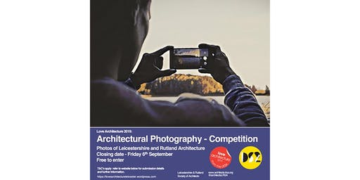 LOVE ARCHITECTURE - Architectural Photography Competition & Exhibition