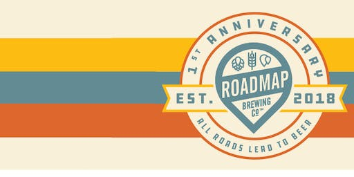 Roadmap Brewing Co. - One Year Anniversary Party
