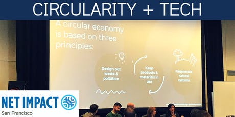 A Circular Economy Powered by Collaboration, Innovation & Technology tickets
