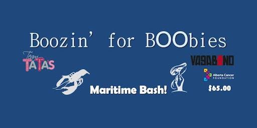 Boozin' for Boobies
