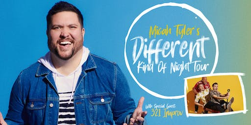 Micah Tyler Different Kind of Night Tour