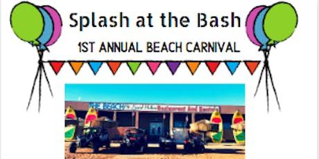 1st Annual Beach Carnival Fundraiser tickets