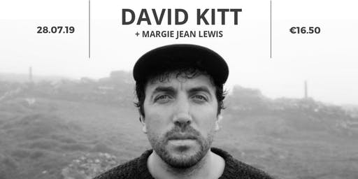 David Kitt (& Margie Lewis)