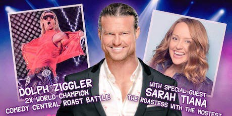 Dolph Ziggler and Friends Comedy Tour tickets