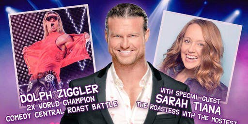 Dolph Ziggler and Friends Comedy Tour