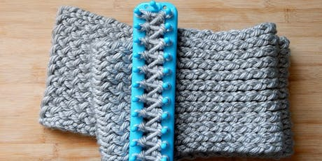 Knitting for Non-Knitters - Make a Headband tickets