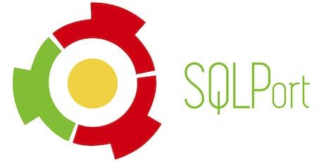 CVIII Encontro da Comunidade SQLPort bilhetes
