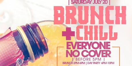 BRUNCHNCHILL  cancer vs leo Hosted by @chase.simms Lereve on Saturday Le reve brunch day party tickets