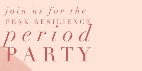 Period Party! A celebration of menstruation. tickets