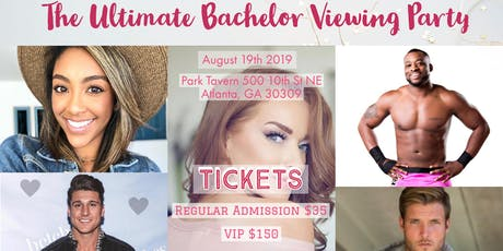 The Ultimate Bachelor Viewing Party tickets